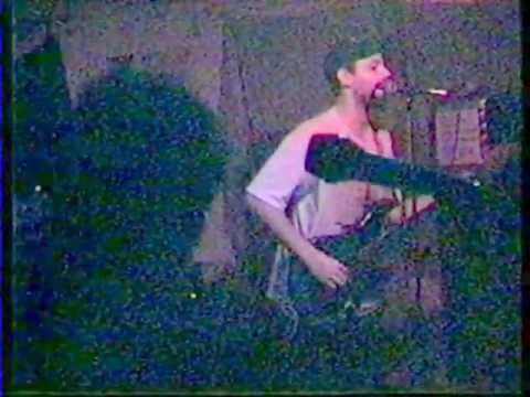 MINT JULEP Live Set at 47 Peabody St NE, Summer 1996