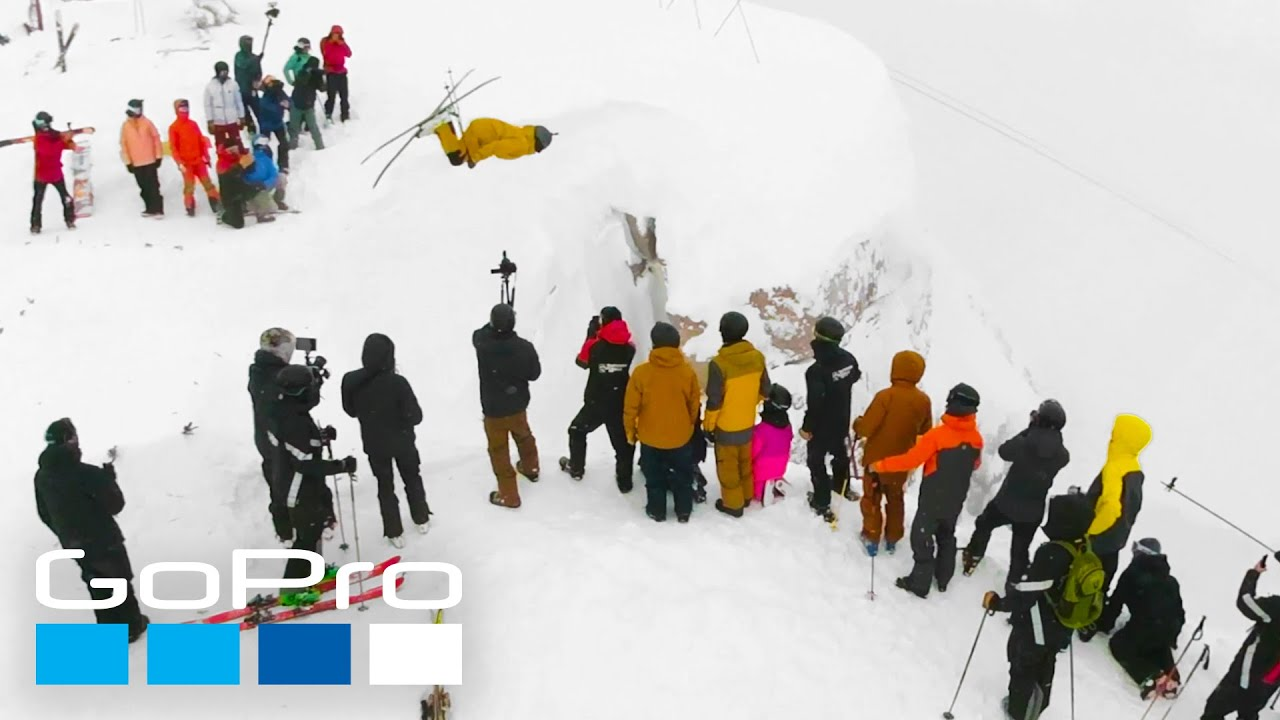 GoPro: Kings and Queens of Corbet's 2021 Highlight | Jackson Hole