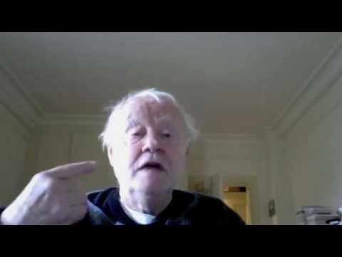"Dudley Sutton reads Chapter 1 of ""An Angry Fix"" by Omar Haboubi"