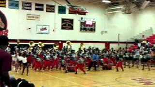 nansemond river high school in battle of the bands 2011 espn song