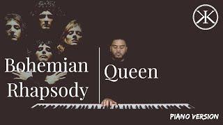Bohemian Rhapsody - Queen - Karim Kamar - Advanced Romantic Piano Version