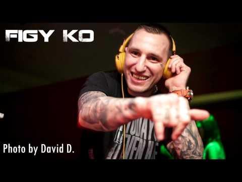 Figy KO live audio set Club 39 Bratislava