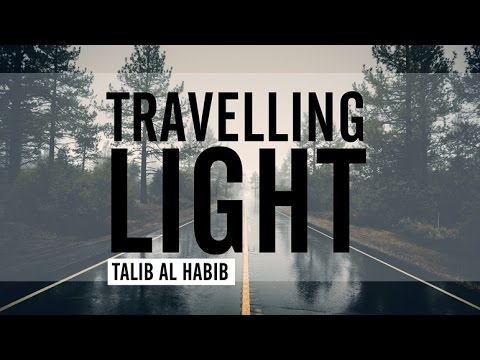 Travelling Light // Talib al Habib // Lyric Video