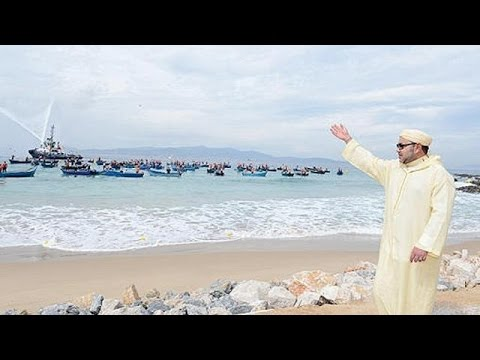 Morocco King in another rare visit to disputed Western Sahara