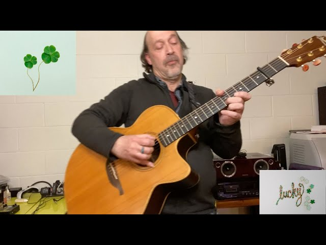 St. Paddy's Day Music Special (guitar fingerpicking)