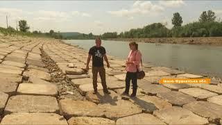 Почему отремонтированную за 16 млн дамбу в Коломые смывает дождями