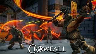 crowfall Patch 5.100 - Now is the perfect time to get in and try it out!