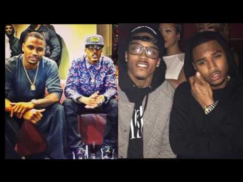 August Alsina Tells Trey Songz He Can Still Get Fade After Trey Brought Up Old Beef In Interview.