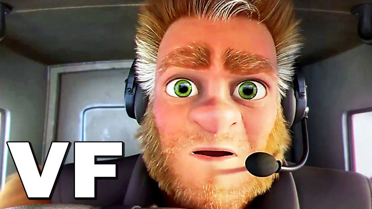 Bigfoot Family Bande Annonce Vf 2020 Animation Youtube