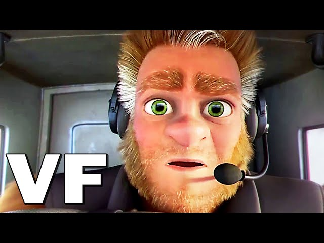BIGFOOT FAMILY Bande Annonce VF (2020) Animation