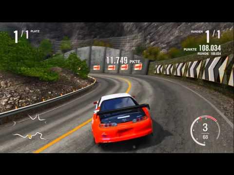 Forza Motorsport 4 Toyota Supra Drift Fujimi Kaido