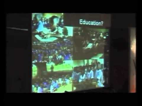 Let the children play: Tomi Davies at TEDxVictoriaIsland