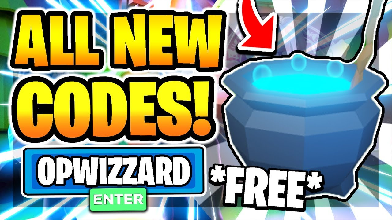 Roblox Wizard Legends Codes July 2020