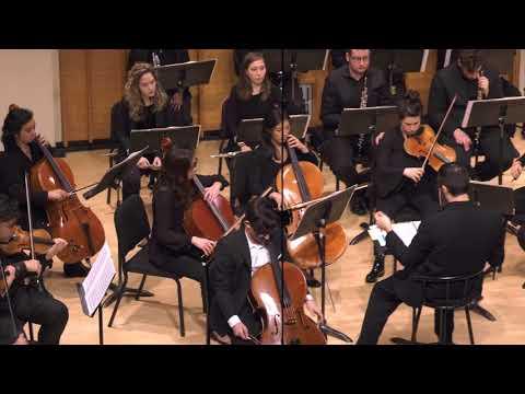 Jonah Kernis, cello - 2018 Kaufman Music Center Concerto Competition Winners Concert