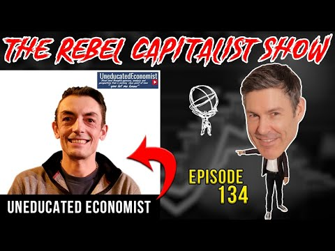 Uneducated Economist (Building Material Prices Skyrocketing! Stagflation, Silver, Gold, Crypto)