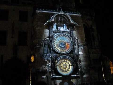 Pražské astronomické hodiny - 600. výročí