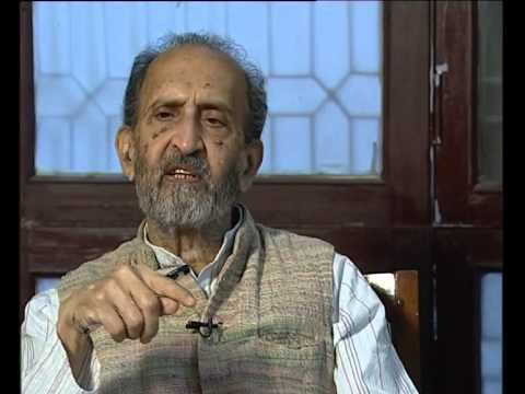 SM Mehdi on Majrooh Sultanpuri