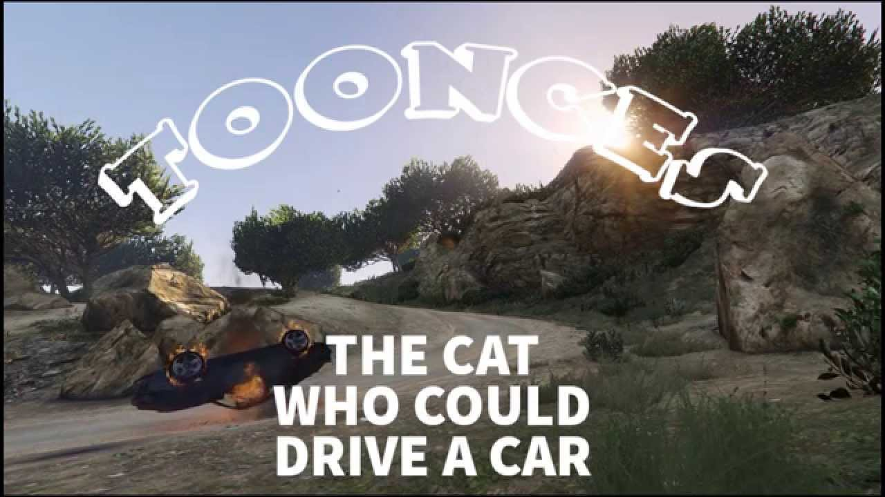 Toonces The Driving Cat Youtube