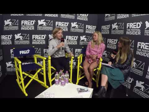 Charlie Plummer and Chloe Sevigny - LEAN ON PETE - 74 Venice Film Festival