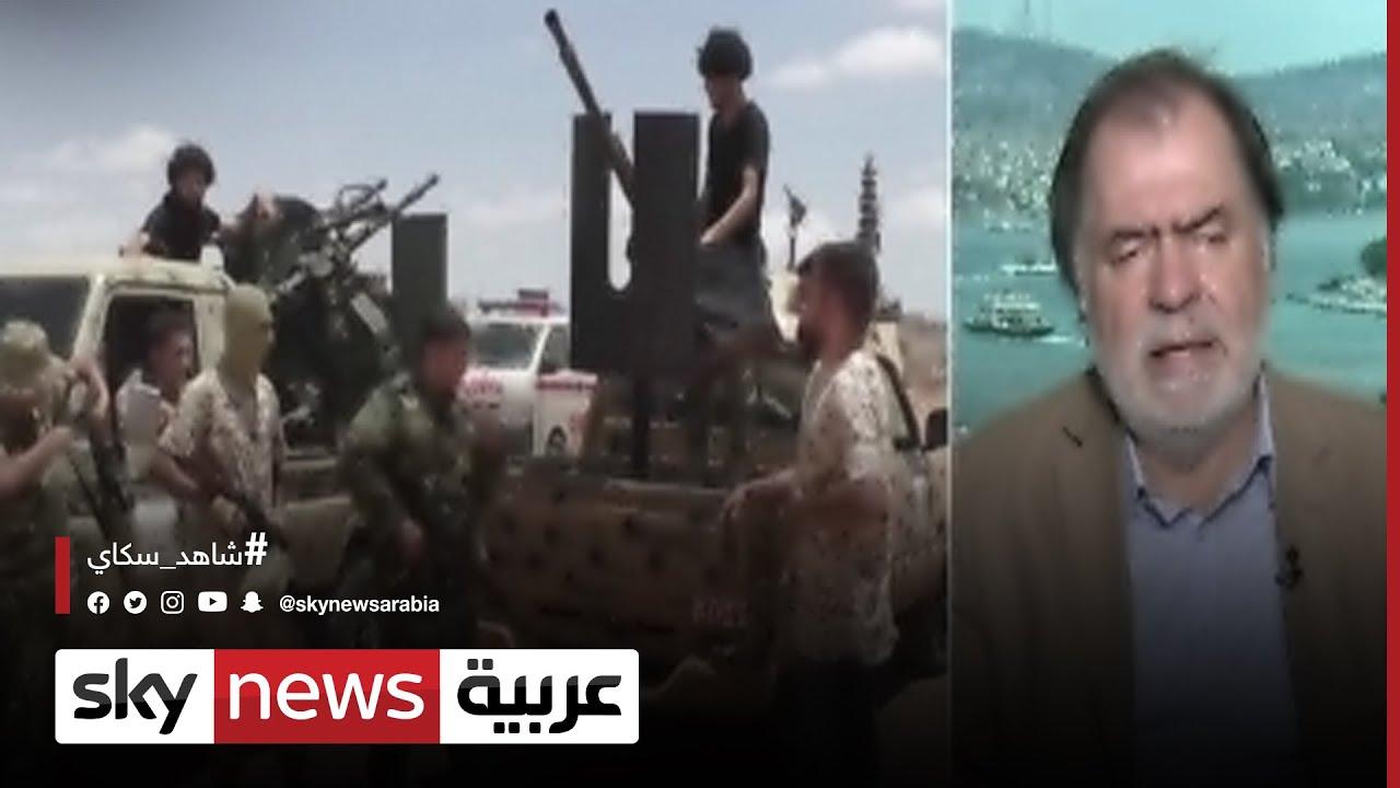 مصطفى أوزجان: هناك إتفاقية بين أنقرة وليبيا عن تواجد قوات في الأراضي الليبية  - نشر قبل 5 ساعة