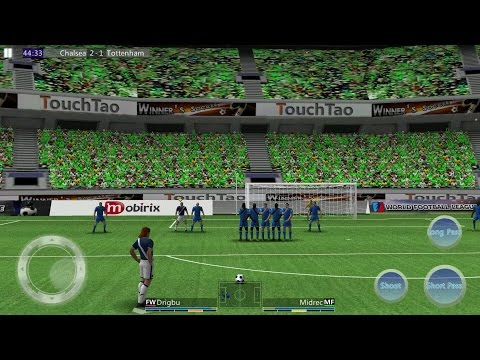 World Soccer League Android Gameplay #3
