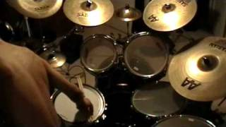 Final Exit by Fear Factory Drum Cover