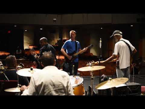 James Brown Band rehearsal | Charleston SC Music Hall