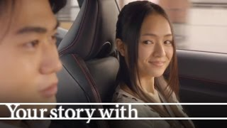 """「Your story with-遺伝子篇」 SUBARU BRZ """"DNA/Your story with"""""""