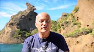 Eric Vastine présente Plonger du bord Cut