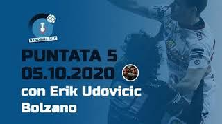 HandballTalk - Puntata 5: con Erik Udovicic
