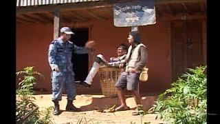 खड्का जीलाई लगियो प्रहरी चौकी  || Meri Bassai Best Nepali Comedy