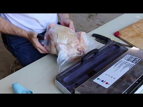 Chicken Butchering | Cheap And Easy Small-Scale Chicken Slaughtering