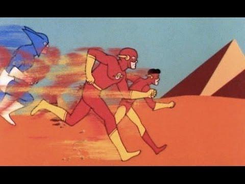 The Flash - 1967 Cartoon #3