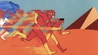 The Flash - 1967 Cartoon #3