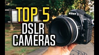 Best DSLR Cameras in 2018 - Which Is The Best DSLR Camera?