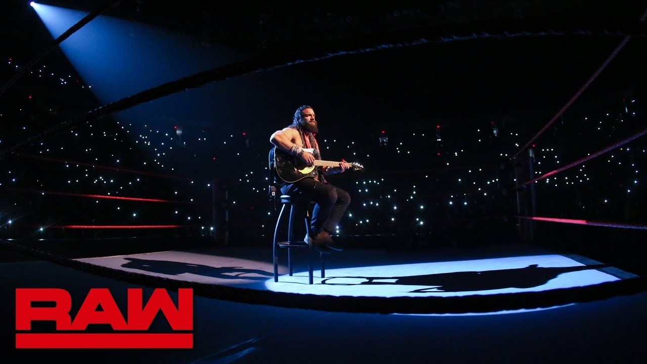 Elias mocks Baron Corbin with a brand-new song: Raw, Jan. 21, 2019