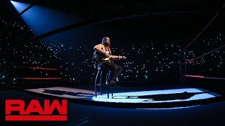 Elias mocks Baron Corbin with a brand-new song: Raw, Jan. 21, 2019