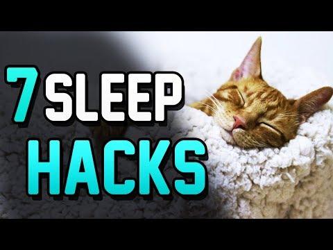 How to Fall Asleep Faster -7 Sleep Hacks to get Quality Sleep-