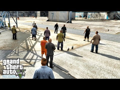 GTA 5 REAL LIFE MOD - JIMMY GOES TO - THE STRANGERS/ WIZARD(GTA 5 REAL LIFE MODS) 4K