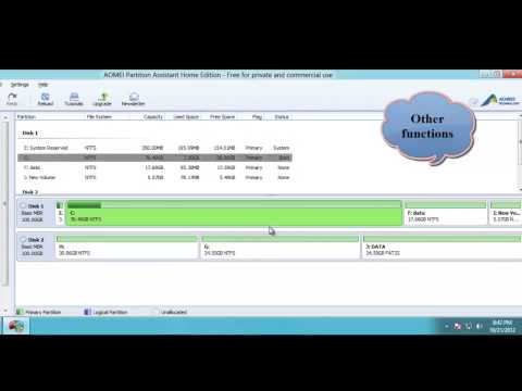 Free Partition Software for Windows 8.mp4