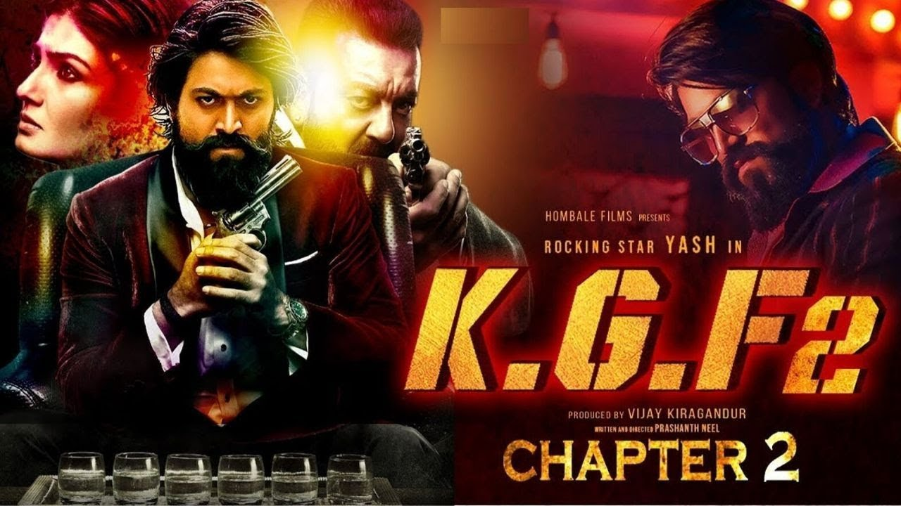 Kgf Chapter 2 Full Movie Hd Facts Yash Sanjay Dutt Prashanth Neel Srinidhi Vijay Kiragandur Youtube