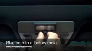 In Car Bluetooth Oxnard, CA Breakers Car Stereo Oxnard, CA 805-486-8307
