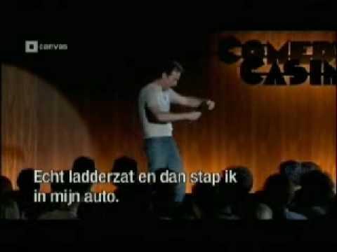 Bob McClaren (Comedy Casino)