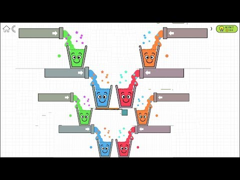 Happy Glass 3 Stars ( Level 221 - 250 ) + Daily Challenge Gameplay Walkthrough Android/IOS