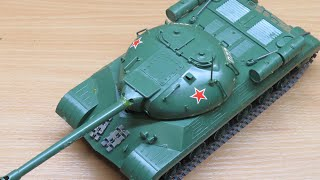Танк ИС-3 Сборная модель
