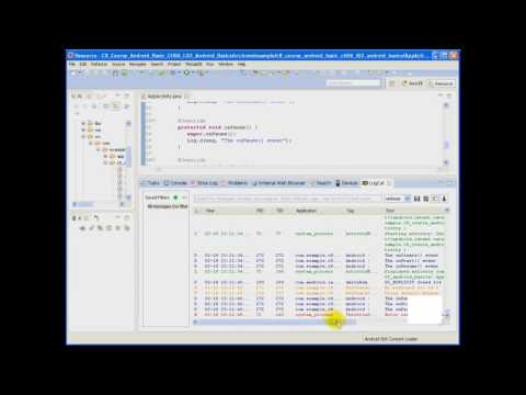 Java Mobile Android Basic - 6. Android Basics