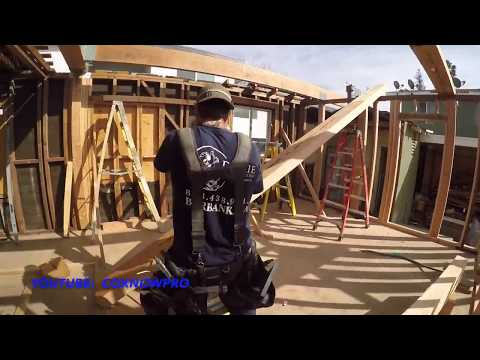 How To Install Load Bearing Beam Laminated Veneer Lumb