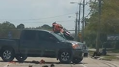 Motorcycle Accident - 28 March 2014 - Port Orange, Florida