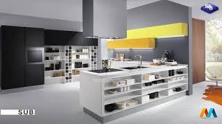 Modern Kitchen Part 2 | Interior Design | Beautiful House Design