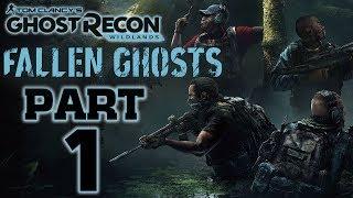 Ghost Recon: Wildlands - Fallen Ghosts DLC - Let